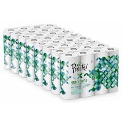 Chollo - Pack 32 Rollos Papel de Cocina Presto! (8 x 4 rollos)