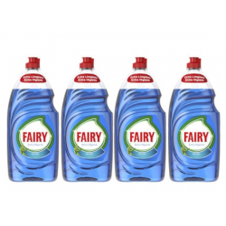 Chollo - Pack de 4 Lavavajillas Fairy Extra Higiene Eucalipto (4x1015ml)