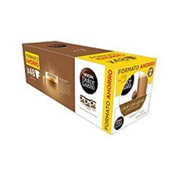 Chollo - Pack de 48 Cápsulas Nescafé Dolce Gusto Café con Leche
