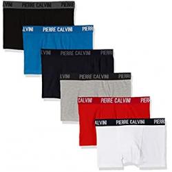 Chollo - Pack de 6 Bóxer Pierre Calvini Signiture de FM London