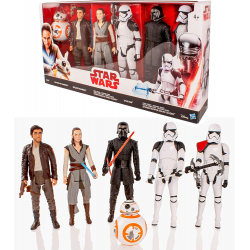 Chollo - Pack de 6 Figuras Star Wars de Hasbro