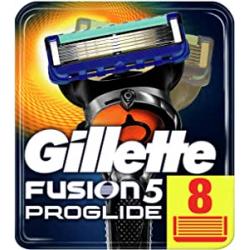 Chollo - Pack de 8 Recambios Gillette Fusion5 ProGlide