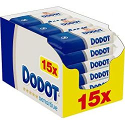 Chollo - Pack de 810 Toallitas para bebé Dodot Sensitive 15x54uds