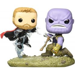 Chollo - Pack de Figuras Funko Pop Marvel Thor vs Thanos 707 (35799)