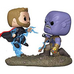 Pack de Figuras Funko Pop Marvel Thor vs Thanos 707 (35799)