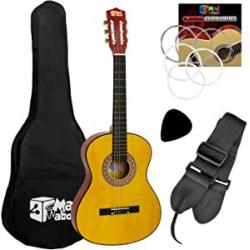 Chollo - Pack Guitarra española clásica Mad About CLG1-34