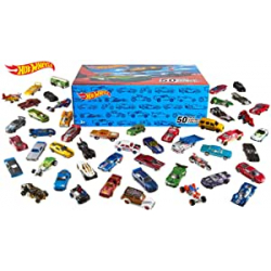 Chollo - Pack Hot Wheels 50 Coches (Mattel V6697)