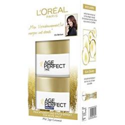 Chollo - Pack L'Oréal Paris Age Perfect Día & Noche (50+50ml)