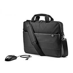 "Pack Maletín HP Classic Briefcase 15.6"" + Ratón"