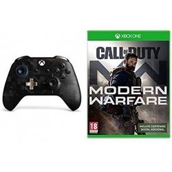 Chollo - Pack Mando Inalámbrico Microsoft PUBG Edición Limitada + Call of Duty: Modern Warfare