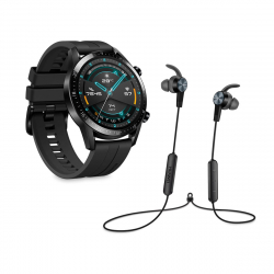 Chollo - Pack Smartwatch Huawei Watch GT2 46 mm + Auriculares AM61