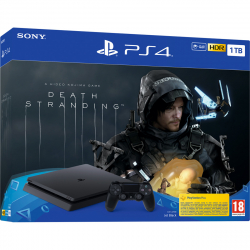 Chollo - Pack Sony PlayStation 4 Slim 1TB + Death Stranding