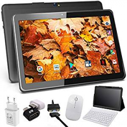 "Chollo - Pack Tablet 10"" 4GB/64GB + Teclado + Ratón + Funda"