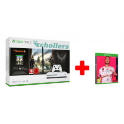 Chollo - Pack Xbox One S 1TB + Juego + FIFA 20