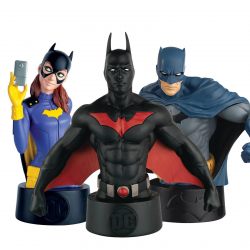 Chollo - Packs 3 Bustos DC Comics Batman Universe Collector's