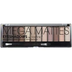 Chollo - Paleta de Sombra de Ojos Technic Mega Mattes 18g