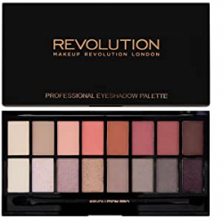 Chollo - Paleta de sombras de ojos Makeup Revolution New-Trals vs Neutrals