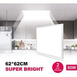 Chollo - Panel LED ultradelgado Natur (62x62cm)