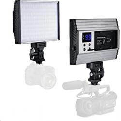 Chollo - Panel LED Zecti ZT-017 para Vídeo y Fotografía