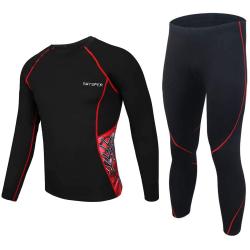 Chollo - Pantalón y Camiseta compresivos Skysper