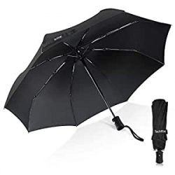 Chollo - Paraguas Automático Plegable TechRise