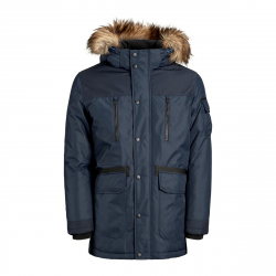 Chollo - Parka con Capucha Jack & Jones Jcoglobe