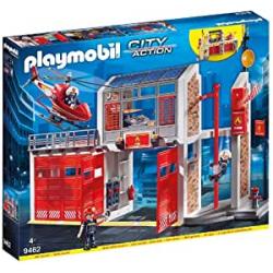 Chollo - Parque de Bomberos - Playmobil City Action | 5567