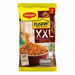 Chollo - Pasta Oriental Maggi Fusian XXL Classic al toque de ajo