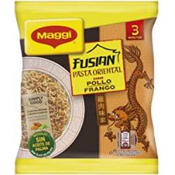 Chollo - Pasta oriental Maggi Fusian Noodles Pollo 71g