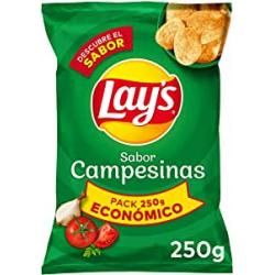 Chollo - Patatas fritas Lay's Campesinas 250g