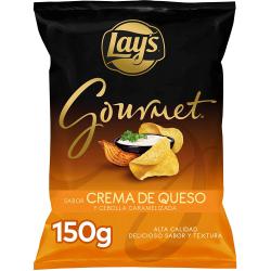 Chollo - Patatas fritas Lay's Gourmet Crema de Queso y Cebolla Caramelizada 150g