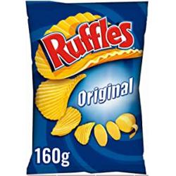 Chollo - Patatas fritas Ruffles Original 160g