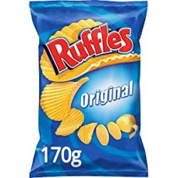 Chollo - Patatas fritas Ruffles Original (170g)