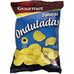 Chollo - Patatas onduladas Gourmet 40g