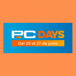 Chollo - PcDays 2021 en PcComponentes