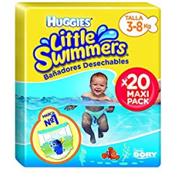 Chollo - Pack 96x Huggies Little Swimmers Pañales acuáticos