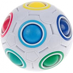 Chollo - Pelota antiestrés Magic Rainbow Pamray