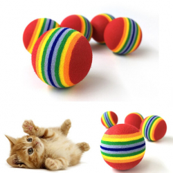 Chollo - Pelota de juguete para gatos