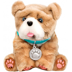 Chollo - Peluche interactivo Little Live Pets: Rollie My Kissing Puppy - LP000