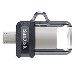 Chollo - Pendrive 256GB SanDisk Ultra Dual m3.0
