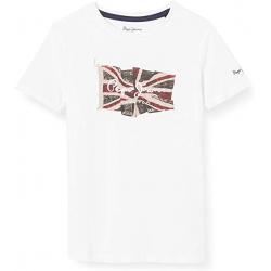 Chollo - Pepe Jeans Flag Logo Camiseta hombre | PB503170
