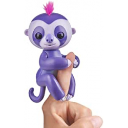 Chollo - Perezoso Marge Fingerlings (WowWee 3752)