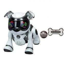 Perro robot interactivo Teksta 5G 24cm - IMC Toys 96240