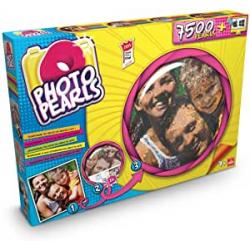 Chollo - Juego Photo Pearls Goliath 7500 Piezas (35.88)