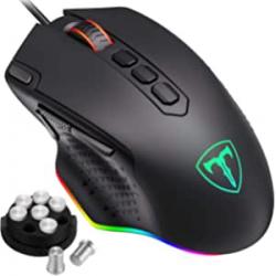 Chollo - Pictek Ratón gaming RGB Esports PMW3327 | LLPTPC257AB-ESAE2