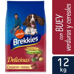 Chollo - Pienso para Perros Brekkies Delicious con Buey de Affinity (12kg)