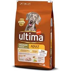 Chollo - Pienso Ultima Affinity Medium Maxi con Pollo 7,5Kg