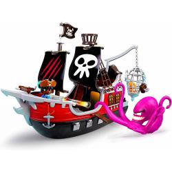 Chollo - Pinypon Action: Barco Pirata Ataque del Kraken - Famosa 700015803