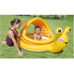 Chollo - Piscina hinchable para Niños Intel Caracol