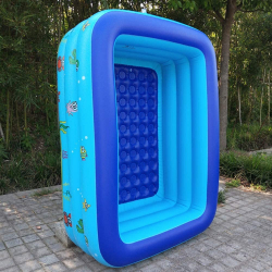 Chollo - Piscina inflable Decdeal (110x90cm)
